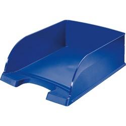 Leitz - 52330035 bandeja de escritorio/organizador De plástico Azul