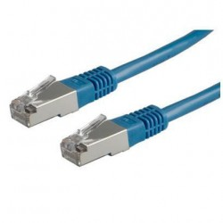 Nilox - 0.5m UTP Cat6 0.5m Cat6 U/UTP (UTP) Azul cable de red