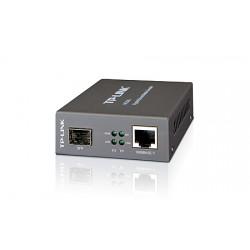 TP-LINK - Gigabit SFP Media Converter convertidor de medio