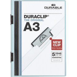 Durable - DURACLIP A3 Azul