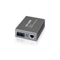 TP-LINK - 10/100Mbps WDM convertidor de medio