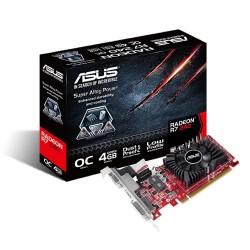 ASUS - R7240-OC-4GD3-L Radeon R7 240 4GB GDDR3