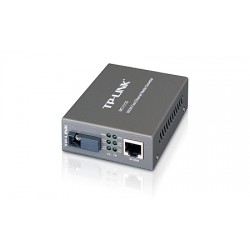 TP-LINK - 10/100Mbps WDM Media Converter convertidor de medio