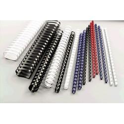 GBC - Canutillos De Plástico Encuadernación Combbind - 15358520