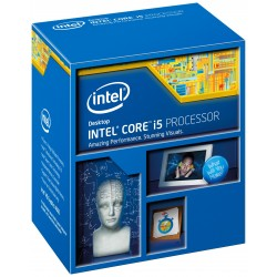 Intel - Core ® ™ i5-4460 Processor (6M Cache, up to 3.40 GHz) 3.2GHz 6MB Smart Cache Caja procesador