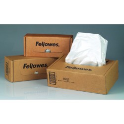 Fellowes - 36054 50pieza(s) Bolsa accesorio para destructoras de papel