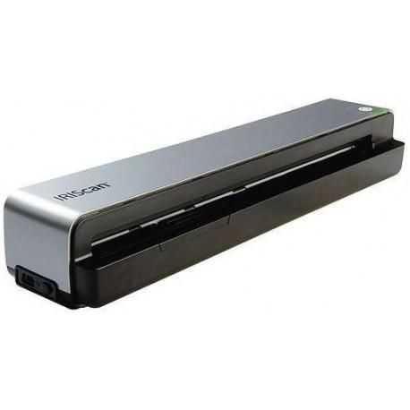I.R.I.S. - IRIScan Anywhere 3 Escáner alimentado con hojas 600 x 600DPI A4 Negro, Gris