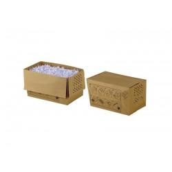 Rexel - Bolsas para destructora Auto+ 80X reciclables 20 L (20)