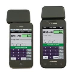 ID TECH - UniMag Pro 3.5mm Negro lector de tarjeta magnética