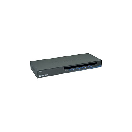 Trendnet - TK-803R 8-Port USB/PS/2 Rack Mount KVM Switch 1U interruptor KVM