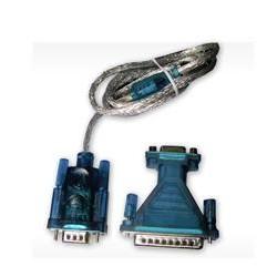 Neklan - 2100115 1.8m Azul, Transparente cable de impresora