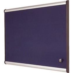 Nobo - Tablero de anuncios Prestige malla de felpa 1200x900mm
