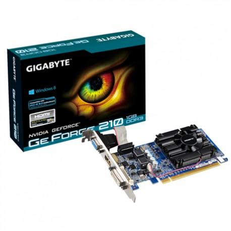 Gigabyte - GV-N210D3-1GI (rev. 6.0) GeForce 210 1GB GDDR3
