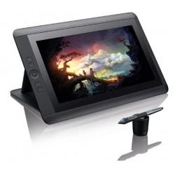 Wacom - Cintiq 13HD 5080líneas por pulgada 299 x 171mm USB Negro, Gris tableta digitalizadora