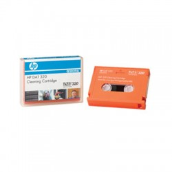 Hewlett Packard Enterprise - DAT 320 Cleaning Cartridge DDS