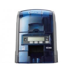 DataCard - SD260 impresora de tarjeta plástica Pintar por sublimación Color 300 x 300 DPI - 2035724