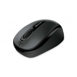 Microsoft - Wireless Mobile Mouse 3500 ratón RF Wireless BlueTrack 1000 DPI Ambidextro