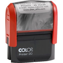 Colop - COP PRINTER 20 CONTABIL.SFC20.PR20C.07