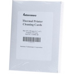 Intermec - 1-110501-00 limpiador de impresora
