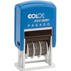 Colop - COP FECHADOR S-160RECIBIDOS100.S160.L2