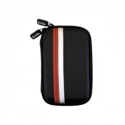 e-Vitta - EVHD000002 Poliuretano Negro, Rojo, Color blanco funda HDD/SSD