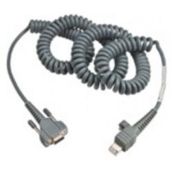 Intermec - 236-184-001 cable de señal 1,98 m Gris