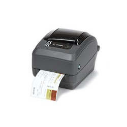 Zebra - GX430t impresora de etiquetas Thermal transfer 300 x 300 DPI
