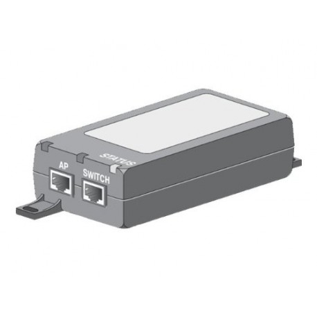 Cisco - AIR-PWRINJ5 Gigabit Ethernet adaptador e inyector de PoE