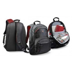 Port Designs - HOUSTON Nylon Negro mochila
