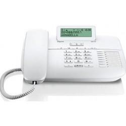 Gigaset - DA710 Teléfono DECT Blanco
