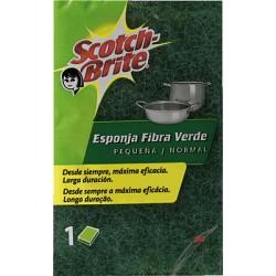 3M - MMM ESPONJA FIBRA VERDE 0612-2