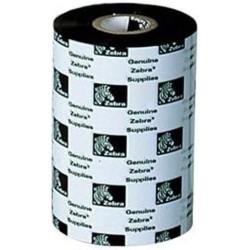 Zebra - 3200 Wax/Resin Ribbon 84mm x 74m cinta para impresora