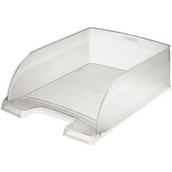 Leitz - 52330003 bandeja de escritorio/organizador Poliestireno Transparente