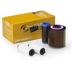 Zebra - Color Ribbon YMCKO cinta para impresora 250 páginas
