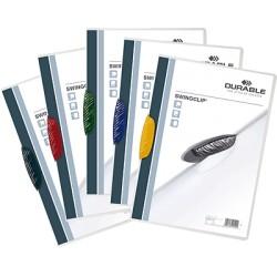 Durable - Klemmap swingclip 3mm zw/ds 25
