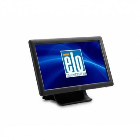 "Elo Touch Solution - 1509L 15.6"" 1366 x 768Pixeles Mesa Negro monitor pantalla táctil"
