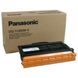Panasonic - DQ-TCB008-X cartucho de tóner Original Negro 1 pieza(s)