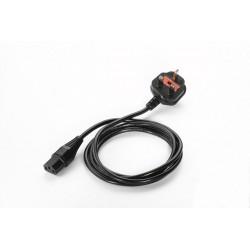 Zebra - 50-16000-219R cable de transmisión Negro 1,8 m