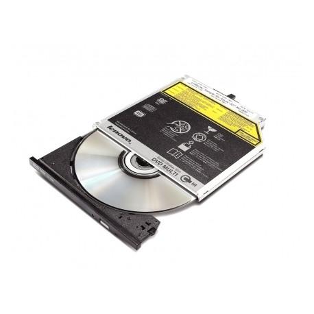Lenovo - ThinkPad Ultrabay DVD Burner 12.7mm Enhanced Drive III Interno DVD Grabable Negro unidad de disco óptico