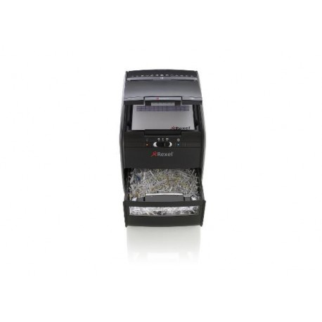 Rexel - Destructora autoalimentación Auto+ 60X corte en confeti