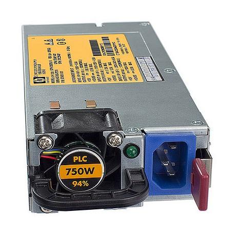 Hewlett Packard Enterprise - 512327-B21 750W unidad de fuente de alimentación