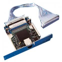 Zebra - ZebraNet 10/100 Print Server 100 Mbit/s Interno
