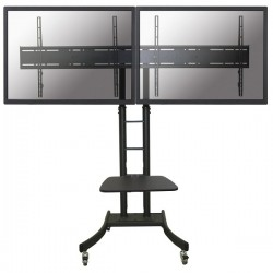 "Newstar - PLASMA-M2000ED 70"" Portable flat panel floor stand Negro soporte de pie para pantalla plana"
