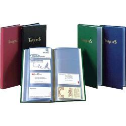 Pardo - PAR TARJ FORRADO PVC 20 FUNDASNG 912001