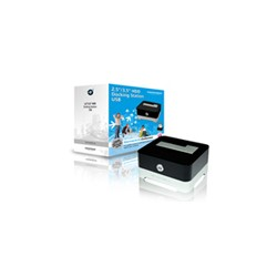 Conceptronic - 2,5/3,5 inch Hard Disk Docking Station USB 2.0