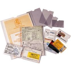 Esselte - ESD C.100 PORTACARNET PVC 232X305MM46012