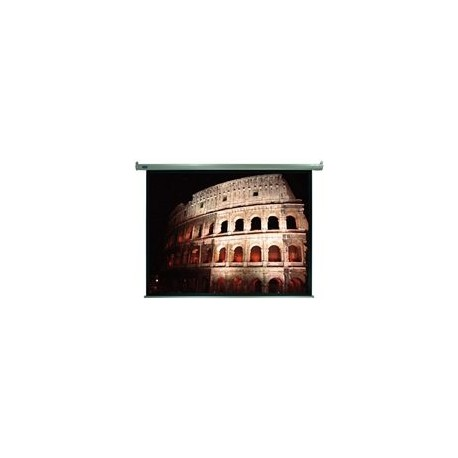 "Plus Screen - Pantalla proyector electrica 4:3 305x229 150"" - KUBI 150"" 4:3 Blanco pantalla de proyección"
