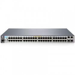 Hewlett Packard Enterprise - Aruba 2530 48 PoE+ Gestionado L2 Fast Ethernet (10/100) Gris 1U Energía sobre Ethernet (PoE)