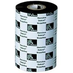 Zebra - 2300 Wax 110mm x 300m cinta para impresora Negro