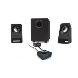 Logitech - Z213 7 W Negro 2.1 canales